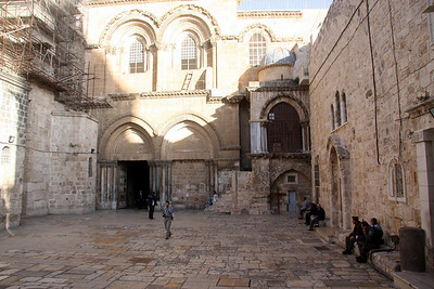 Jerusalem - Church of the Holy Sepulchre