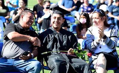 Photos: 2021 Olde Columbine High School Commencement
