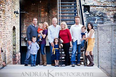 Casper/Armstrong Family
