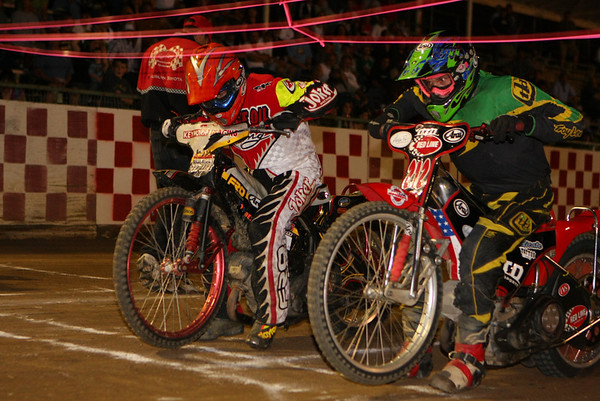 Motorcycle Speedway 2009