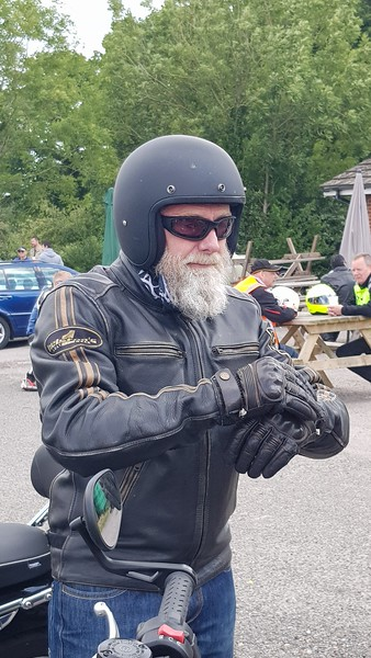 28 June Ride out