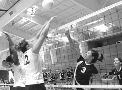 Mendo Volleyball Vs. Skyline