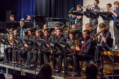5-11-2016 Norwin Jazz Band