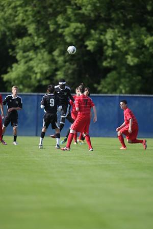 U14 Boys - Vardar Vs Grand Rapids Crew Jr - 1st Half