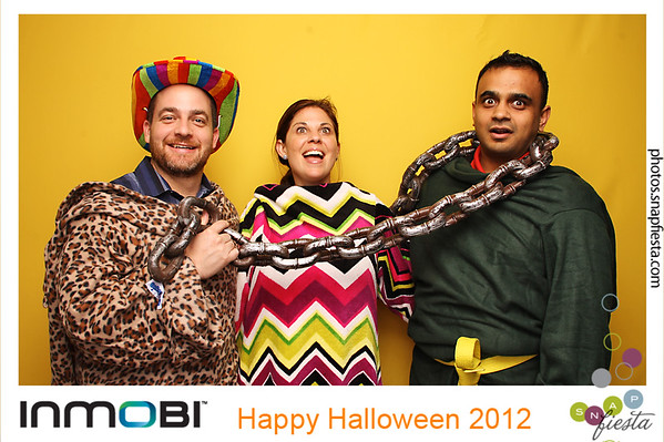 InMobi Halloween Party 10.30.12