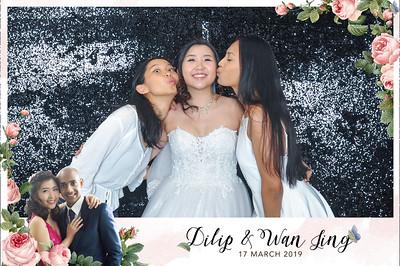 Dilip & Wan Jing