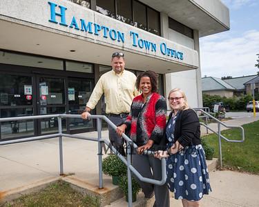 2021-9-23 Hampton Rec & Library Community Center