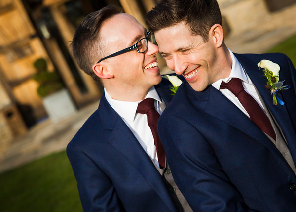 Simon & Michael, Tythe Barn, Launton