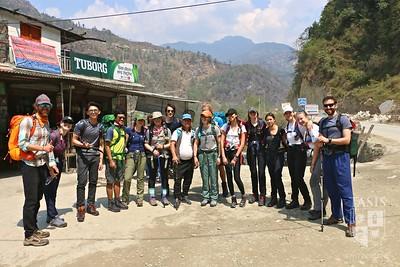 Nepal - Tserok Tibetan Refugee (Spring Break 2018)