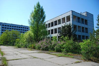 Chernobyl Jupiter Plant 2012.