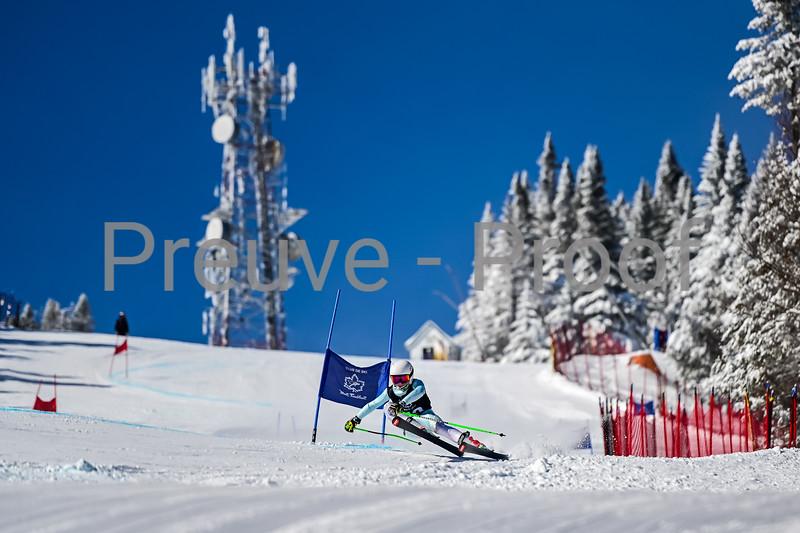 2021-02-26 Club De Ski Camp De Vitesse