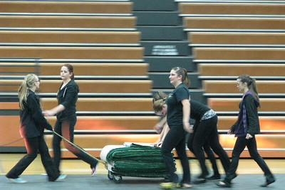 2012 Gilbert Winter Guard