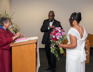 Herbert and Patricia's Wedding