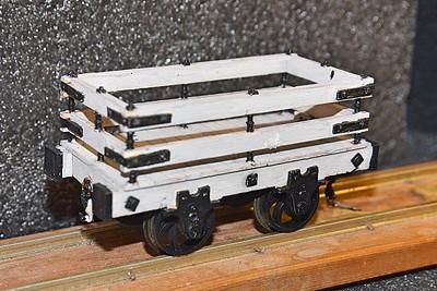 Wagons 32mm