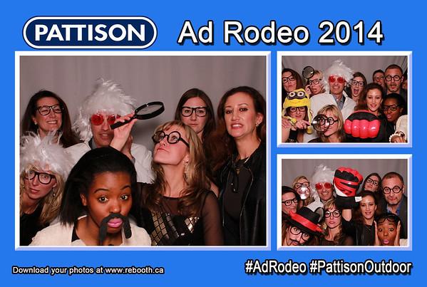 Pattison Ad Rodeo 2014