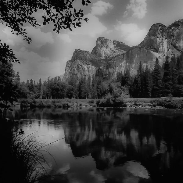 Yosemite Valley, Sierra Nevada Mountains, California