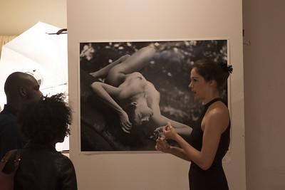 Art Nude Photography Exhibit (Oct. 2016)