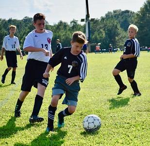 2018-2019 Middle School Soccer
