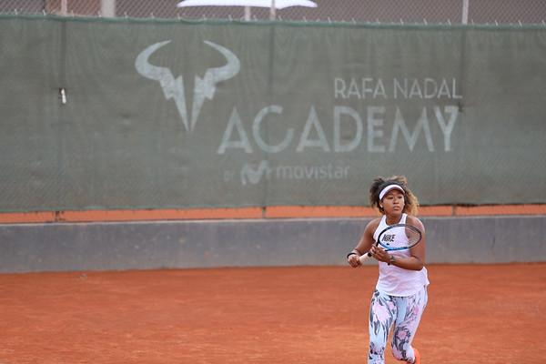 Mallorca Spain - Rafa Nadal Sports Centre