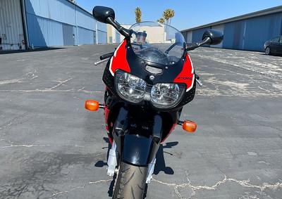 Honda CBR900RR Erion (SF) on IMA