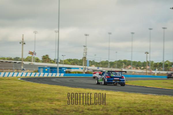 Porsche (Blue/Green)