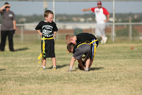 YOUNG GUNS FLAG FOOTBALL 9/2