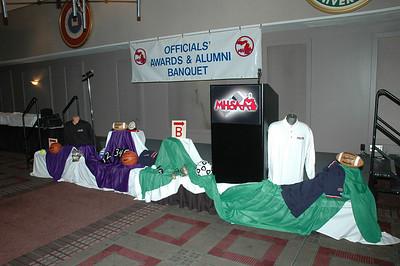 2012 MHSAA Officials Bqnquet