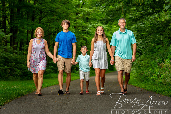 Dailey Family 2019