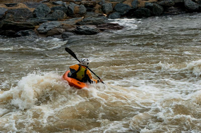 holtwood whitewater - Orange kayak indian summer(p).jpg