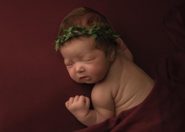 Newborn: Olivia