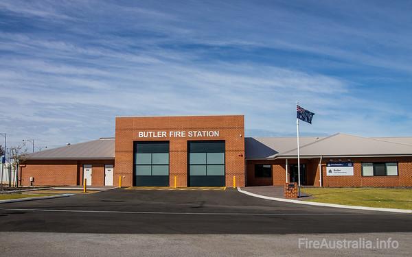 Fire & Rescue WA - Butler