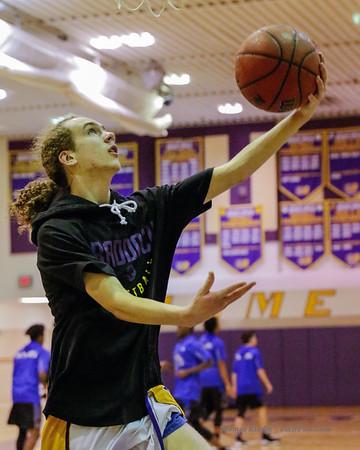 Boys Varsity Basketball v West Potomac 12/5/17