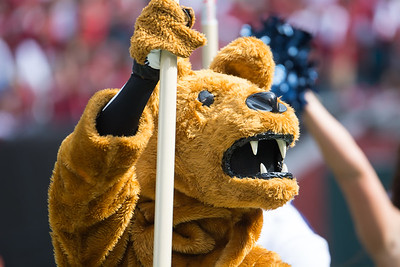 Penn State vs Temple Cheer Pix
