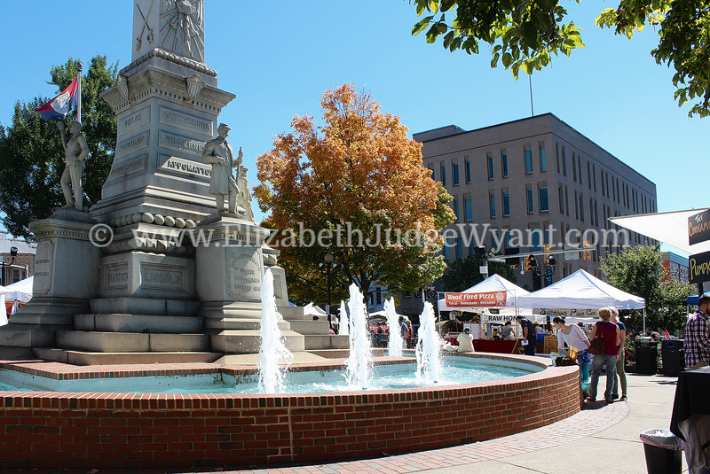 Easton Farmers' Market 9/27/2014