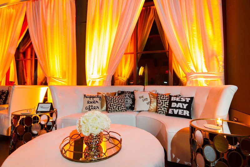 CHRISTINA WEAVER AND D'QWELL JACKSON' S SURPRISE ENGAGEMENT AT THE W HOTEL - WASHINGTON DC