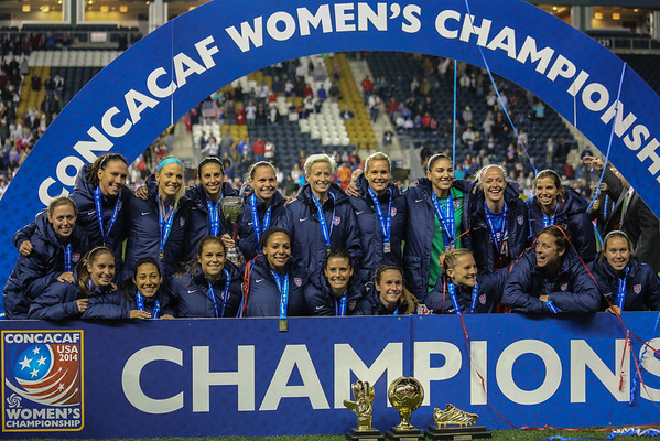 2014-10-26 CONCACAF Final - Post Game