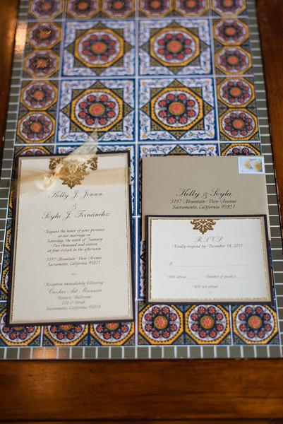 Soyla & Kelly Wedding {1-9-16}