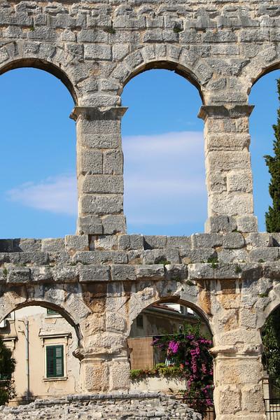 The Colosseum - Pula, Croatia