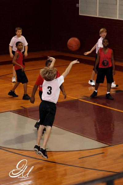 YMCA Timberwolves - 1-19-08