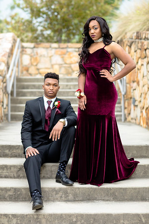 Michael Anthony and Ariel Prom 2017