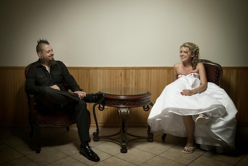 Kathryn Widiger & Matt Riesterer Wedding Day - Portrait The Patrician- Schererville, Indiana