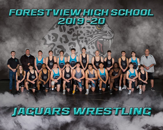 2020 Forestview Team