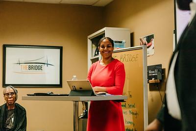Nadena Doharty Visiting Scholar Bridge Presentation