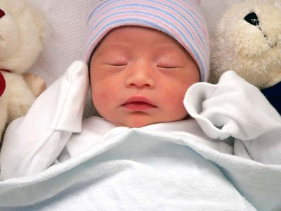 Alyssa at Birth