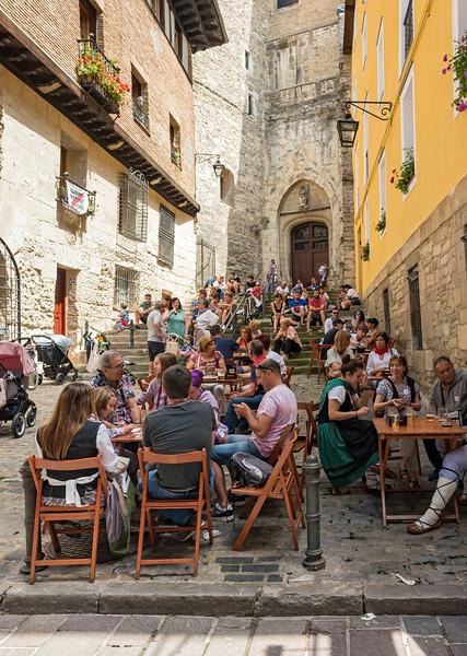 Street Café, Vitoria-Gasteiz