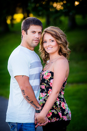 Kelsey & Kaylan Egagement