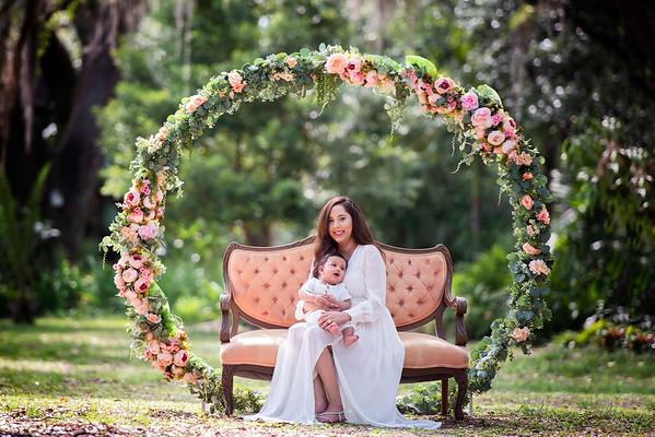 Floral Arch April 2021 - Lee
