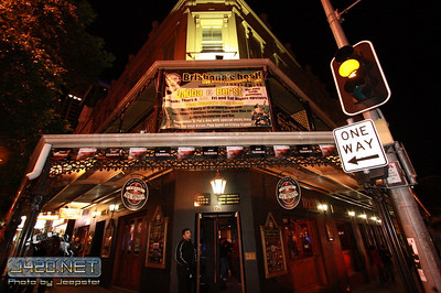 Irish Murphy's Brisbane AUSTRALIA