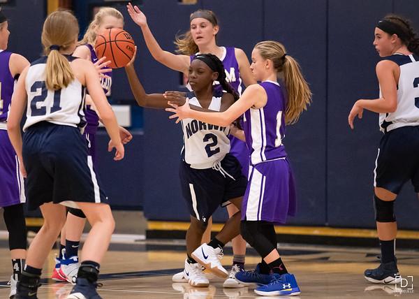 Norwin Basketball Plum/Mckeesport