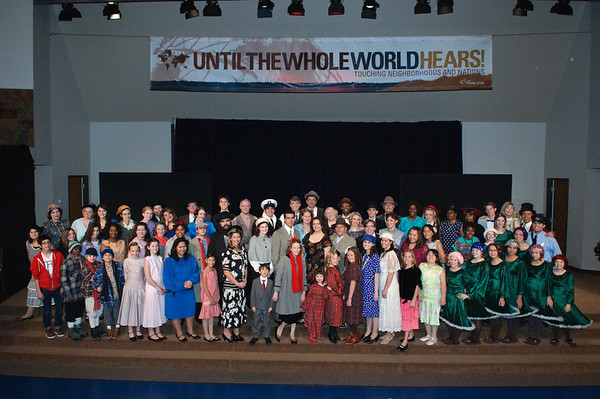 It's A Wonderful Life - The Musical